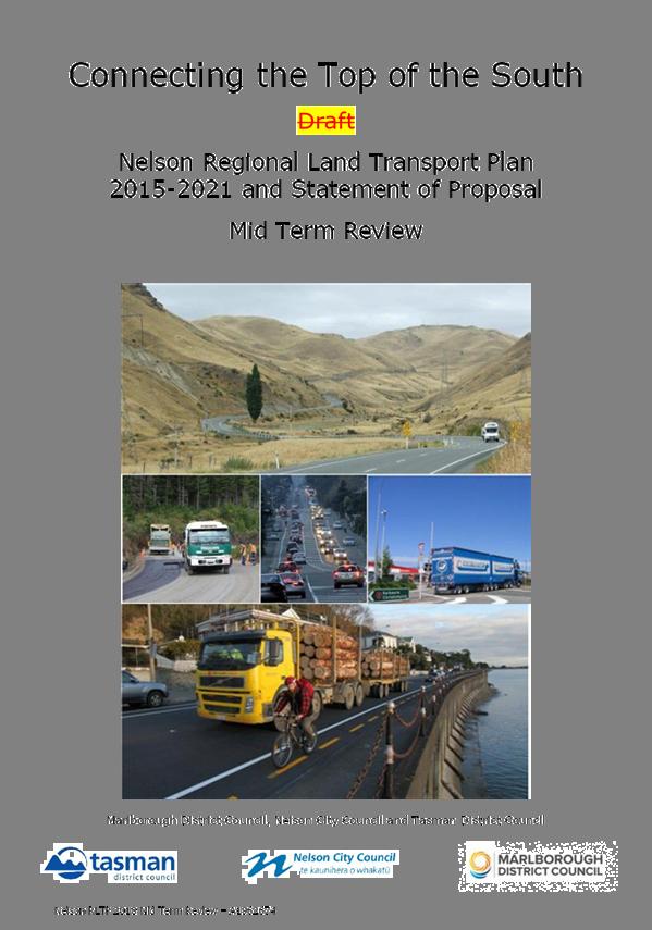 Agenda of Regional Transport Committee - 19 June 2018